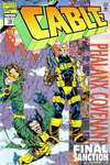 Cable #16 comic books - cover scans photos Cable #16 comic books - covers, picture gallery