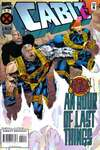 Cable #20 comic books - cover scans photos Cable #20 comic books - covers, picture gallery