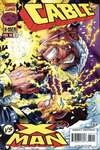 Cable #31 comic books - cover scans photos Cable #31 comic books - covers, picture gallery