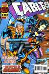Cable #32 comic books - cover scans photos Cable #32 comic books - covers, picture gallery