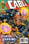Cable #35 comic books - cover scans photos Cable #35 comic books - covers, picture gallery
