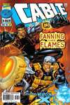 Cable #37 comic books - cover scans photos Cable #37 comic books - covers, picture gallery