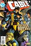 Cable #40 comic books - cover scans photos Cable #40 comic books - covers, picture gallery