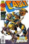 Cable #42 comic books - cover scans photos Cable #42 comic books - covers, picture gallery