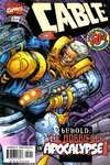 Cable #50 comic books - cover scans photos Cable #50 comic books - covers, picture gallery