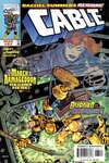 Cable #65 comic books - cover scans photos Cable #65 comic books - covers, picture gallery