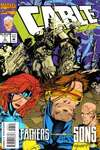 Cable #7 comic books - cover scans photos Cable #7 comic books - covers, picture gallery
