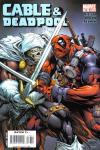 Cable/Deadpool #36 comic books - cover scans photos Cable/Deadpool #36 comic books - covers, picture gallery