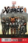 Cable and X-Force comic books