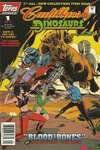 Cadillacs and Dinosaurs comic books