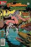 Cadillacs and Dinosaurs #2 comic books - cover scans photos Cadillacs and Dinosaurs #2 comic books - covers, picture gallery