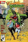 Cadillacs and Dinosaurs #4 comic books - cover scans photos Cadillacs and Dinosaurs #4 comic books - covers, picture gallery