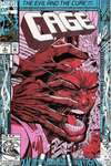 Cage #6 Comic Books - Covers, Scans, Photos  in Cage Comic Books - Covers, Scans, Gallery