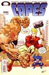 Capes comic books