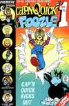 Cap'n Quick & Foozle comic books