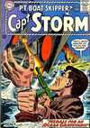 Capt. Storm #6 comic books - cover scans photos Capt. Storm #6 comic books - covers, picture gallery