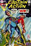 Captain Action #3 comic books - cover scans photos Captain Action #3 comic books - covers, picture gallery