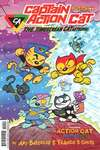Captain Action Cat: The Timestream CATastrophe! #1 comic books for sale
