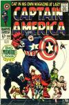 Captain America #100 Comic Books - Covers, Scans, Photos  in Captain America Comic Books - Covers, Scans, Gallery