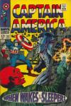 Captain America #101 Comic Books - Covers, Scans, Photos  in Captain America Comic Books - Covers, Scans, Gallery