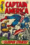 Captain America #102 comic books - cover scans photos Captain America #102 comic books - covers, picture gallery