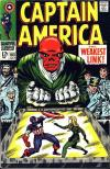Captain America #103 Comic Books - Covers, Scans, Photos  in Captain America Comic Books - Covers, Scans, Gallery