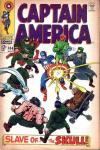Captain America #104 Comic Books - Covers, Scans, Photos  in Captain America Comic Books - Covers, Scans, Gallery