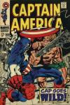 Captain America #106 comic books - cover scans photos Captain America #106 comic books - covers, picture gallery