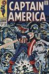 Captain America #107 Comic Books - Covers, Scans, Photos  in Captain America Comic Books - Covers, Scans, Gallery