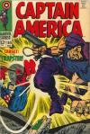 Captain America #108 comic books - cover scans photos Captain America #108 comic books - covers, picture gallery