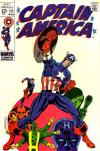 Captain America #111 comic books - cover scans photos Captain America #111 comic books - covers, picture gallery