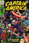 Captain America #112 Comic Books - Covers, Scans, Photos  in Captain America Comic Books - Covers, Scans, Gallery