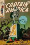 Captain America #113 Comic Books - Covers, Scans, Photos  in Captain America Comic Books - Covers, Scans, Gallery
