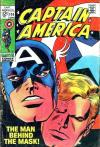 Captain America #114 comic books - cover scans photos Captain America #114 comic books - covers, picture gallery