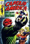 Captain America #115 comic books - cover scans photos Captain America #115 comic books - covers, picture gallery