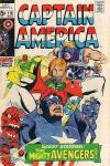 Captain America #116 comic books - cover scans photos Captain America #116 comic books - covers, picture gallery