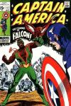 Captain America #117 Comic Books - Covers, Scans, Photos  in Captain America Comic Books - Covers, Scans, Gallery