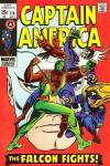 Captain America #118 comic books - cover scans photos Captain America #118 comic books - covers, picture gallery