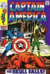 Captain America #119 Comic Books - Covers, Scans, Photos  in Captain America Comic Books - Covers, Scans, Gallery