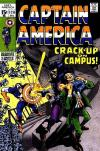 Captain America #120 Comic Books - Covers, Scans, Photos  in Captain America Comic Books - Covers, Scans, Gallery