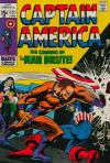 Captain America #121 comic books - cover scans photos Captain America #121 comic books - covers, picture gallery