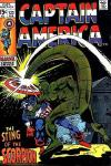 Captain America #122 Comic Books - Covers, Scans, Photos  in Captain America Comic Books - Covers, Scans, Gallery