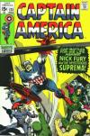 Captain America #123 comic books for sale