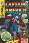 Captain America #124 Comic Books - Covers, Scans, Photos  in Captain America Comic Books - Covers, Scans, Gallery