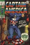 Captain America #125 Comic Books - Covers, Scans, Photos  in Captain America Comic Books - Covers, Scans, Gallery