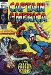Captain America #126 comic books - cover scans photos Captain America #126 comic books - covers, picture gallery