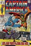 Captain America #127 comic books - cover scans photos Captain America #127 comic books - covers, picture gallery