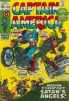 Captain America #128 Comic Books - Covers, Scans, Photos  in Captain America Comic Books - Covers, Scans, Gallery