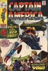Captain America #129 comic books - cover scans photos Captain America #129 comic books - covers, picture gallery