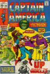 Captain America #130 comic books - cover scans photos Captain America #130 comic books - covers, picture gallery